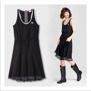 NWOT Hunter for Target Mesh A-Line Dress Size M